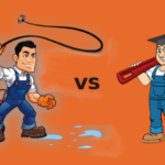 Διαφορές τεχνικών αποχέτευσης και υδραυλικών